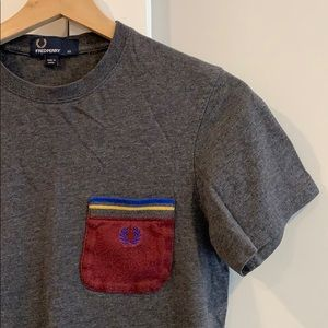 Fred Perry Pocket T-shirt